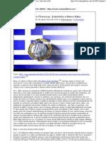 SL-Euro nazionali contro l'Eurocrac. Intervista a Marco Saba