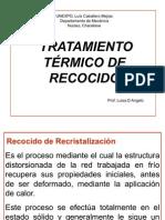Etapas Del Recocido