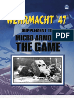 Wehrmacht 47 Supplement