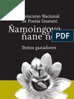 Concurso Nacional de Poesía Guarani - Ñamoingove ñane ñe'e - Textos Ganadores -  PortalGuarani