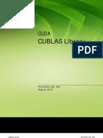 Cublas Library