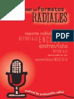 Como Usar Los Formatos Radiales