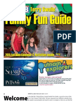 WQAD-Terry Swails Family Fun Guide - Published by the River Cities' Reader