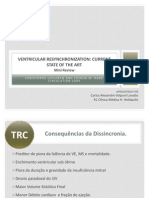 Ventricular Ressincronization Mini Review