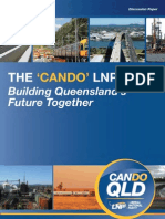 Building Queensland's Future Together - LOW RES