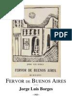 Jorge Luis Borges - Fervor de Buenos Aires rev