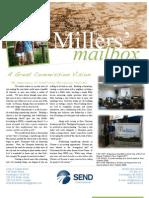Millers' Mailbox Summer 2011
