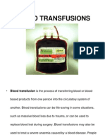 Blood Transfusion (1)