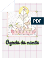 AGENDA DA MAMÃE family