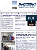12_1 Buquebus Monthly Newsletter Dic 2005