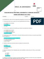 evaluacion macroformas 6°