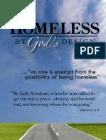 Homeless by God's Design