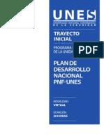 Programa Plan Pnf-unes