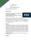 ACCIDENTES DE TRABAJO EN ENFERMERÍA Y SU RELACIÓN CON LA INSTRUCCIÓN RECIBIDA