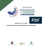 8. n Escuela y Pedagogía Transform Ad or A Taller. Res