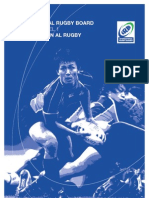 Manual NIVEL 1 IRB - Introduccion Al Rugby
