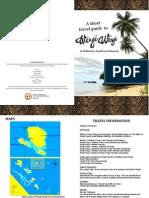Wangi-Wangi Wakatobi Travel Brochure