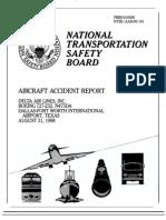 NTSB Delta 1141