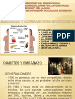 Diabetes y Embarazo Expo
