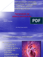 Farmacologia Del Sistema Cardiovascular