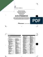 AVH P5900DVD
