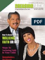 Ever Increasing Faith Magazine - Summer 2011