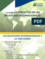 Teorias y Conceptos de Las Relaciones Internacionales