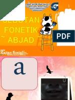 Literasi Bahasa Melayu - Abjad (Fonetik)