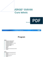 Curs NEC SV8100
