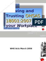 OHSAS 18001 Awareness