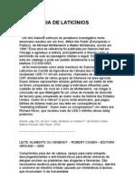Robert Cohen - LEITE - A Indústria de Laticínios - Saúde - Doenças - Nutrição