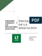 Paradigma Humanista y Sus Implicaciones Educativas