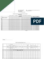 Formular Stat de Salari Si Foaie de Prezenta 2