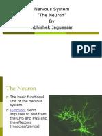The Neuron By Abhishek Jaguessar