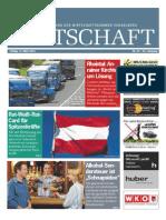 Die Wirtschaft 26.August 2011