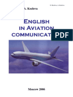 English in Aviation Communication