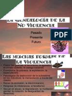 Historia de La No-Violencia