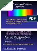 Optical Phenomena and Properties of Materials 1