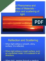 Optical Phenomena and Properties of Materials 2