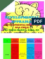 Developmental Appraisal