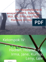 Herpetofauna UI
