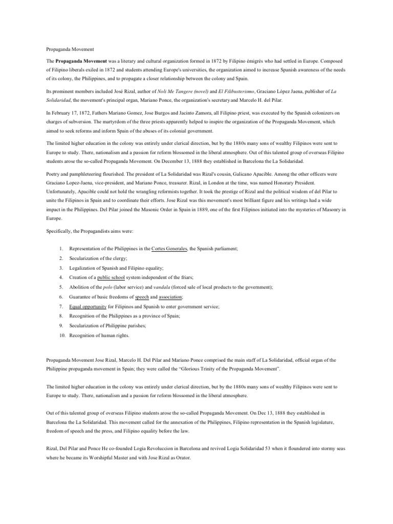 propaganda movement and literature of protest and ladino poem propaganda movement and literature of protest and ladino poem philippine literature