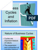 Business Cycles and Inflation