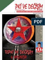 Tepki ve Değişim Dergisi Eylül-Ekim 2011 sayısı – Sayı 41