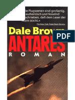Brown, Dale - Antares
