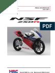 NSF250R Press Info