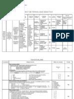 Model de Proiect Didactic