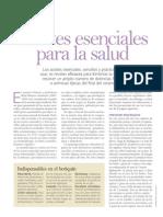 Aceites esenciales para la salud revista cuerpomente septiembre 2011
