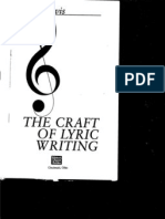 Sheila Davis - The Craft of Lyric Writing