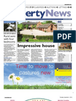 Worcester Property News 01/09/2011